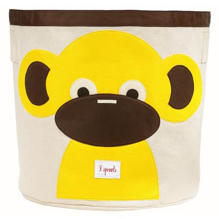 Slika za 3Sprouts® Koš za igrače Opica