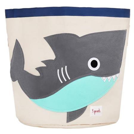 Slika za 3Sprouts® Koš za igrače Morski pes
