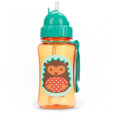 Slika za Skip Hop® Steklenička s slamico Ježek