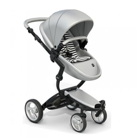 Slika za Mima® Dječja kolica s košarom 2u1 Xari Argento