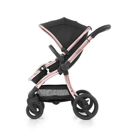 Slika za Egg by BabyStyle® Otroški voziček Rose Gold Diamond Black