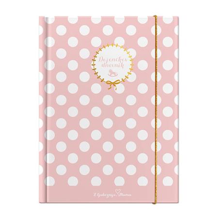Slika za Z ljubeznijo, Mama® Dojenčkov dnevnik Roza