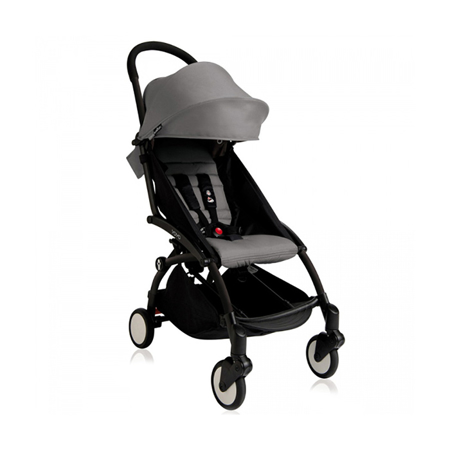 Slika za Babyzen® YOYO+ Otroški voziček 6+ Grey Black Frame
