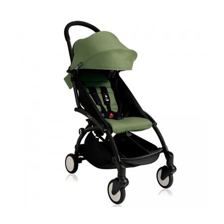 Slika za Babyzen® YOYO+ Otroški voziček 6+ Peppermint Black Frame