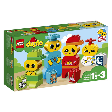 Slika za Lego® Duplo Moja prva čustva