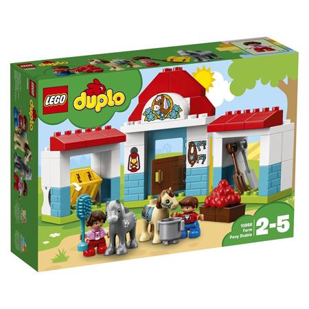 Slika za Lego® Duplo Hlev za ponije
