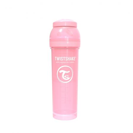 Slika za Twistshake® Anti-Colic 330ml (4+m) - Pastel Pink