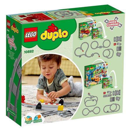 Slika za Lego® Duplo Željezničke tračnice