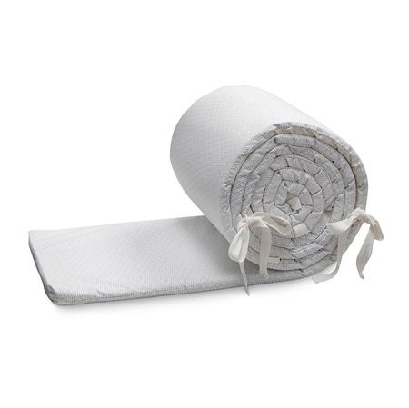 Slika za CamCam® Obroba za posteljico Grey Wave 360x30
