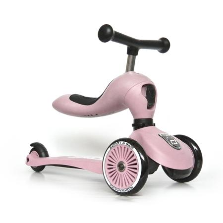Slika za Scoot & Ride® Dječja guralica i romobil Highwaykick 1 Rosa