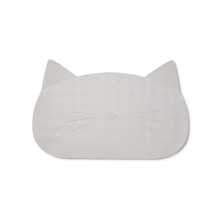 Slika za Liewood® Silikonska podloga protiv kliženja za kupanje Cat dumbo Grey