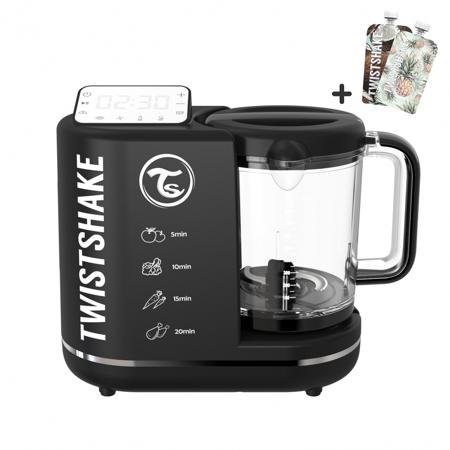 Slika za Twistshake® Kuhalo 6 u 1 Black