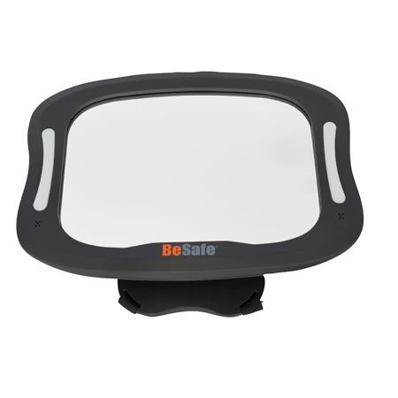 Slika za BeSafe® Ogledalo za Avto Sedež z LED svetili