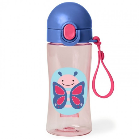 Slika za Skip Hop® Športna Zoo Lock steklenička Metuljček