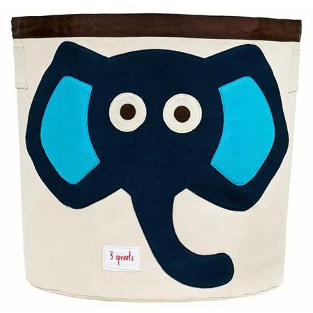 Slika za 3Sprouts® Koš za igrače Slonček Blu