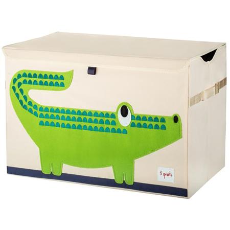 Slika za 3Sprouts® Zabojnik za igrače Krokodil