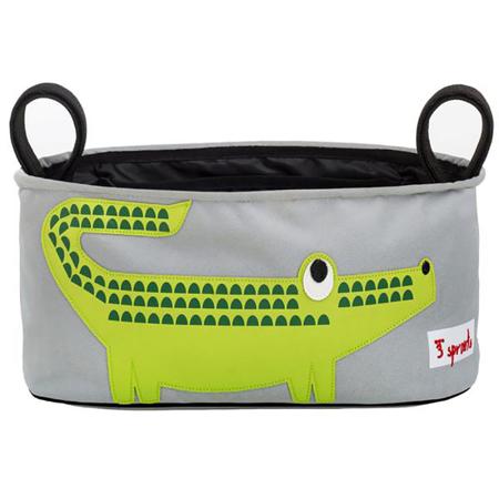 Slika za 3Sprouts® Organizator za voziček Krokodil