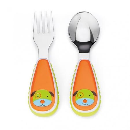 Slika za Skip Hop® Otroški jedilni pribor Kuža