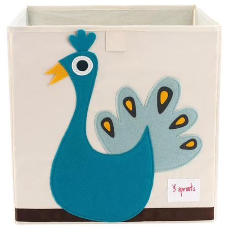 Slika za 3Sprouts® Škatla za igrače Pav