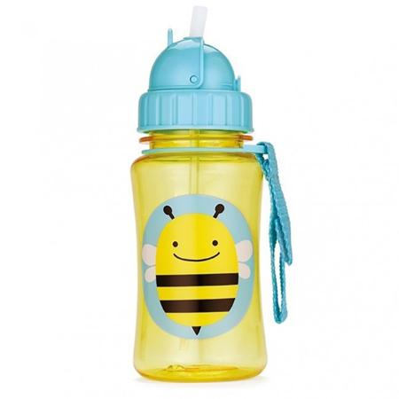 Slika za Skip Hop® Steklenička s slamico Čebelica