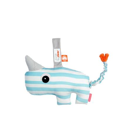 Slika za Done by Deer® Glasbena igračka nosorog Nozo