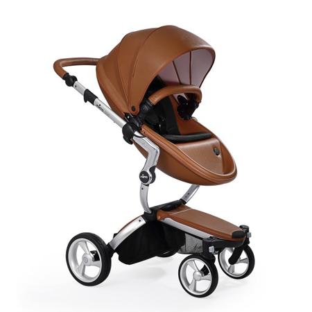 Slika za Mima® Dječja kolica s košarom 2u1 Xari Camel