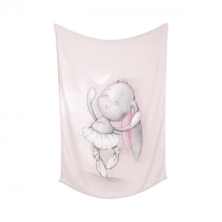 Slika za Effiki® Tanka Bambusova Dekica Dancing Ballerina 70x100