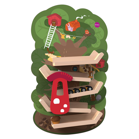 Slika za Oribel® Vertiplay Pustolovine u krošnjama drveća