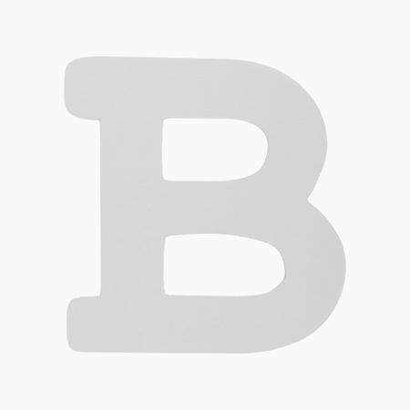 Slika za BamBam® Lesene črke Bele - B