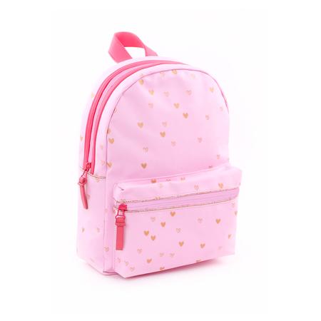 Slika za  Kidzroom® Okrugli rozi ruksak Open your eyes