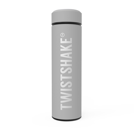 Slika za Twistshake® Termosica 420ml Pastel Grey