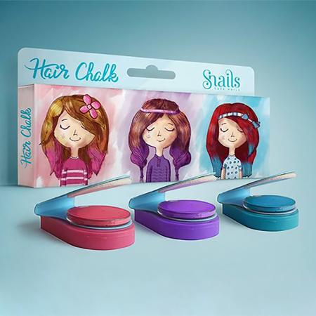 Slika za  Snails® Set 3 krede za kosu u različitim bojama