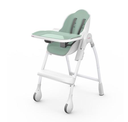 Slika za Oribel® Cocoon Stolica za hranjenje Pastel - Pastel Green