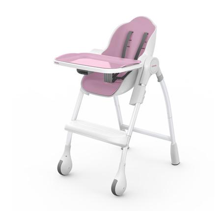 Slika za Oribel® Cocoon Stolica za hranjenje Pastel - Pastel Pink