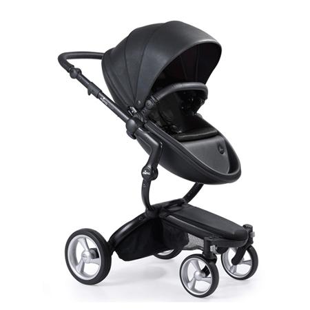 Slika za Mima® Dječja kolica s košarom 2u1 Xari Black