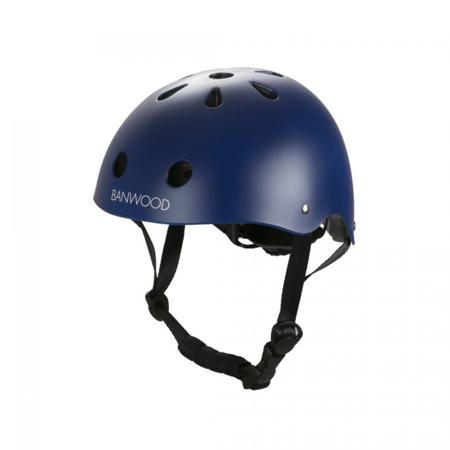 Slika za BANWOOD® Čelada za poganjalec  3/7 (50-54cm) Navy