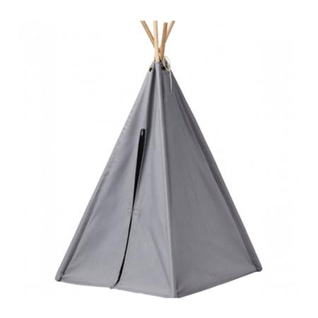 Slika za Kids Concept® Mini tipi šotor Grey