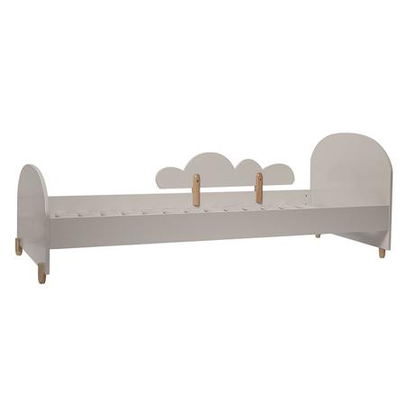 Slika za Bloomingville® Rjavi otroški posteljni okvir 200x70cm