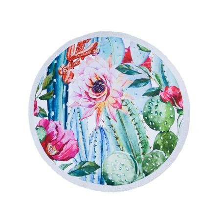 Slika za Olala® Okrogli ručnik za plažu Paradise
