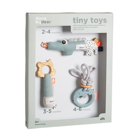 Slika za Done by Deer® Darilni set aktivnostnih igračk