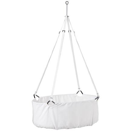 Slika za Leander® Otroška viseča zibelka (brez stojala) White