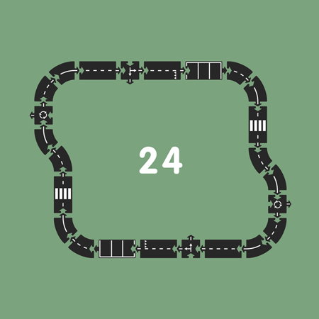 Slika za Way to Play®  Set za igranje Highway