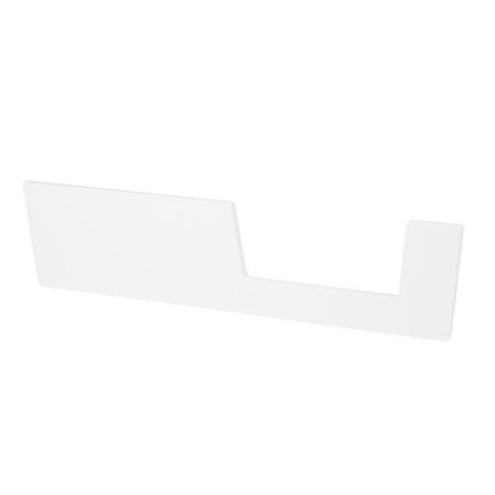 Slika za Done by Deer® Posteljno varovalo za posteljico 120x60 - Bela