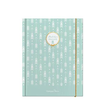 Slika za Z ljubeznijo, Mama® Malčkov dnevnik Mint