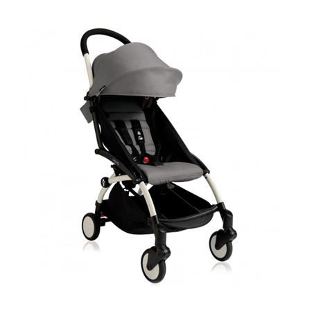 Slika za Babyzen® YOYO+ Otroški voziček 6+ Grey White Frame