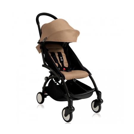 Slika za Babyzen® YOYO+ Otroški voziček 6+ Taupe Black Frame
