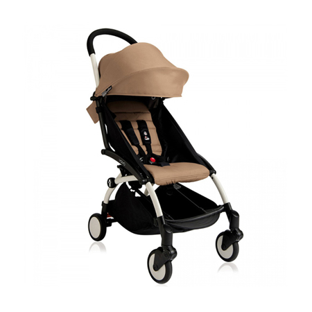 Slika za Babyzen® YOYO+ Otroški voziček 6+ Taupe White Frame
