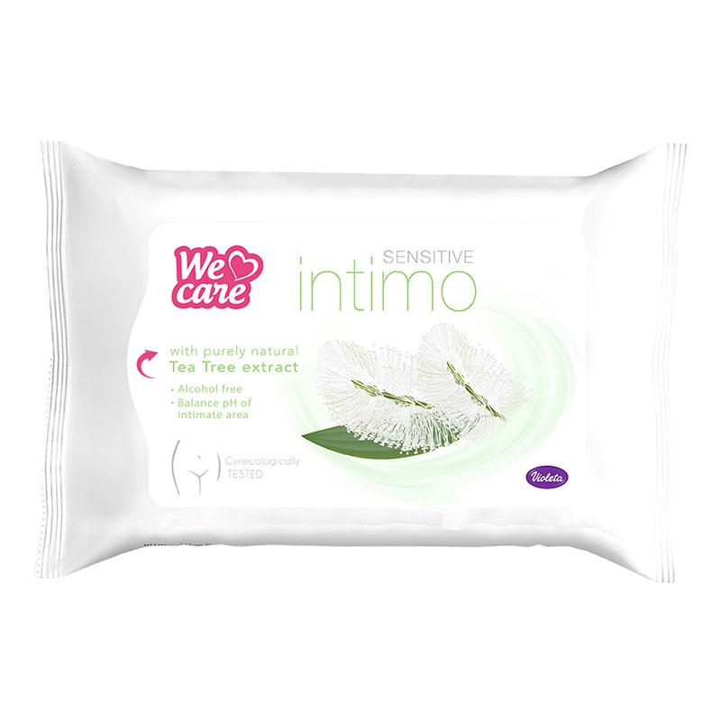 Slika za  Violeta® Intimne vlažne maramice za Intimnu higijenu 18/1