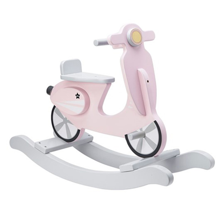 Slika za Kids Concept® Rocking scooter Pink