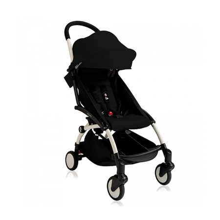 Slika za Babyzen® YOYO+ Otroški voziček 6+ Black White Frame